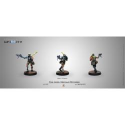 Cube Jägers, Mercenary Recoverers (Submachine Gun)