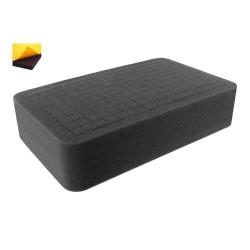 Feldherr 60 mm (2.4 Inch)  half-size Raster Foam Tray self-adhesive