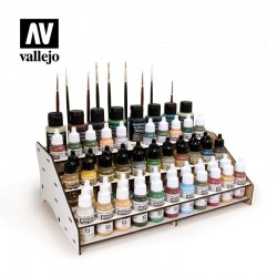 Vallejo Paint Stand : Front Module