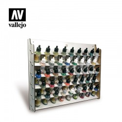 Vallejo Wall Mounted Paint Display 17 ml.