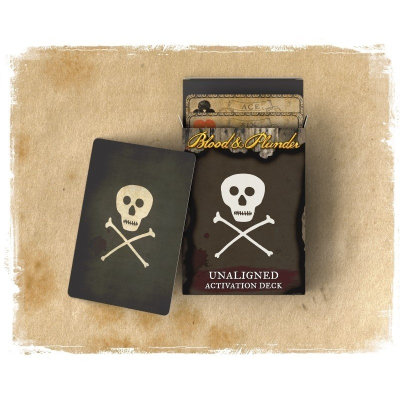 Blood & Plunder : Unaligned Activation Deck