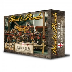 English Nationality Starter Set