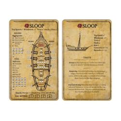 Blood & Plunder : Sloop