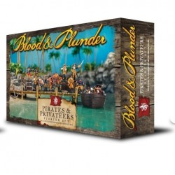Pirates & Privateers Nationality Starter Set