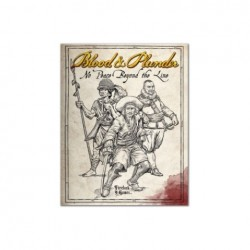 Blood & Plunder : No Peace Beyond the Line Expansion Book