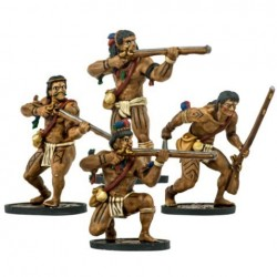 Native American : Warrior Musketeers Unit