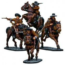 European : Militia Cavalry Unit