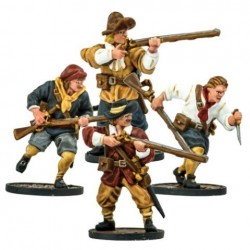 European : Sailor Musketeers Unit