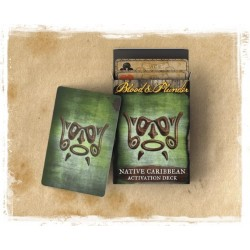 Blood & Plunder : Native Caribbean Activation Deck