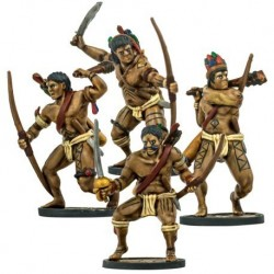 Native American : Warrior Archers Unit