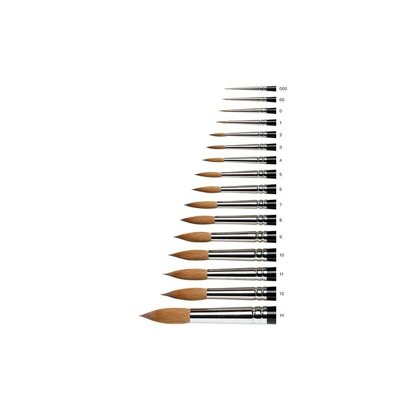 Series 7 Kolinsky Sable Brush 7-2