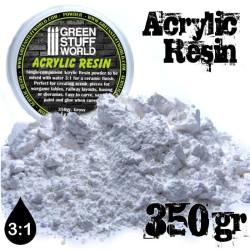 Acrylic Resin Powder 350g