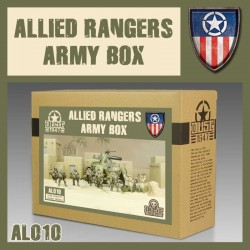 Allies Rangers Army Box