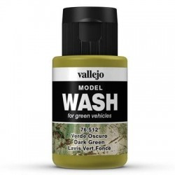 Model Wash Dark Green 35ml