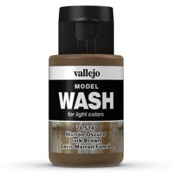 Model Wash Dark Brown 35ml