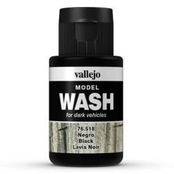 Model Wash Black 35ml
