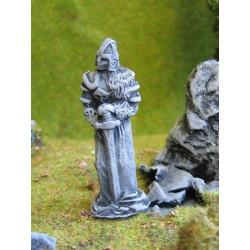 """Statue - """"The Maiden Warrior"""""""