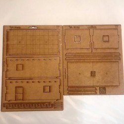 Desert House 2x1, Style B