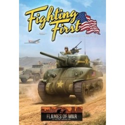 Fighting First Army Book