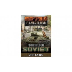 Fortress Europe Soviet Unit Cards