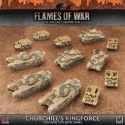 Churchills Kingforce Army Deal