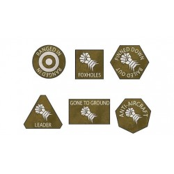 Armoured Fist Tokens