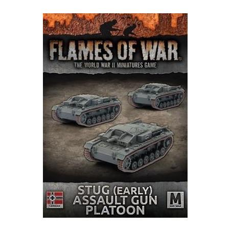 Stug Assault Gun Platoon