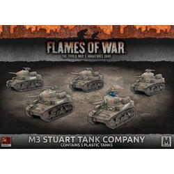 M3 Stuart Tank Company