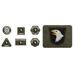 101st Airborne Division Token & Objective Set