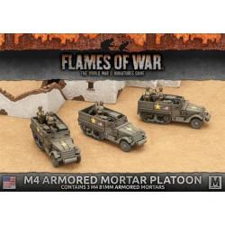 M4 81mm Armored Mortar Platoon