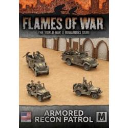 Armored Recon Patrol