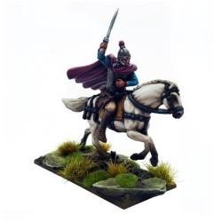 Arthur Pendragon, Dux Britanniarum