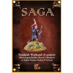 Salian/Merovingian Frank Warband (4 points)