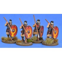 Roman Hearthguard on Foot (1 point) (4)
