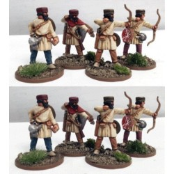 Roman Pedites BOWS (Warriors) (1 point) (8)