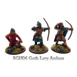 Goth Levy Archers