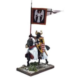 Ordensstaat War Banner  & Bearer (Mounted)