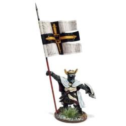 Ordensstaat War Banner  & Bearer (Foot)