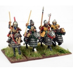 Mongol Hearthguards (2 points)
