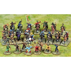 Saracen Starter Warband Starter (4 point)