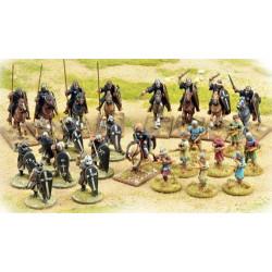 Milites Christi Starter Warband (4 points)