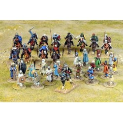 Moors Starter Warband (4 points)