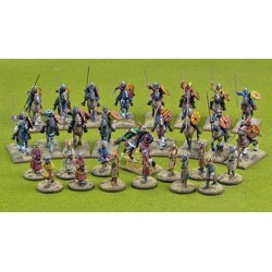 Spanish Starter Warband (4 points)