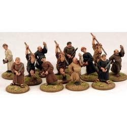 Fanatic Pilgrims (Monks)