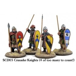 Crusader Knights on Foot (Hearthguards)