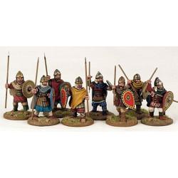 Russian Princedoms (Era Of The Princes) Militia (Warriors)