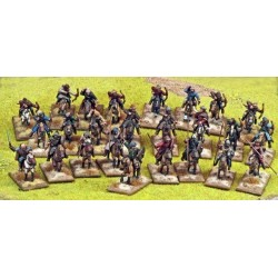 HUN / Steppe Tribes Warband Starter (4 points)