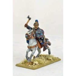 Saracen Mounted Warlord (armoured)