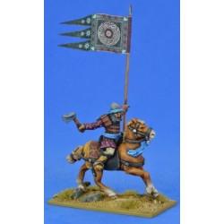 Saracen War Banner & Bearer