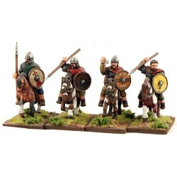 Mounted Welsh Teulu (Hearthguard)